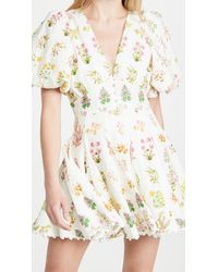 Hemant & Nandita - Short Dress - Lyst
