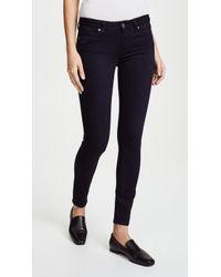 PAIGE - Transcend Verdugo Ultra Skinny Jeans - Lyst