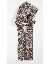 Veronica Beard Hallie Leopard Dickey - Multicolor