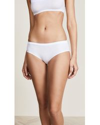 Only Hearts - Feather Weight Rib Bikini - Lyst