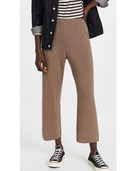 Alex Mill Chris Sweater Pants - Brown