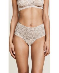 Hanky Panky - Signature Lace Retro Thong - Lyst