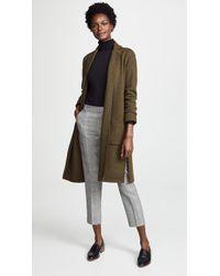 Madewell - Camden Sweater Coat - Lyst