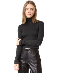 Getting Back to Square One - The Turtleneck Jumper With Patches - Lyst