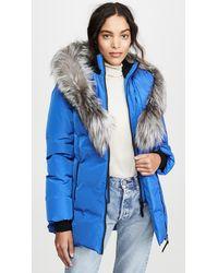 Mackage Adali Jacket - Blue