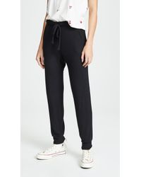 LNA - Brushed Poplo Sweats - Lyst
