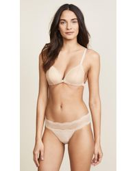 Cosabella - Dolce Triangle Soft Push Up Bra - Lyst