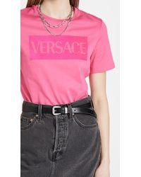 Versace T-shirt - Pink