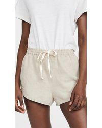 Rachel Comey Practico Shorts - Natural
