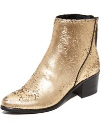 Dolce Vita - Cassius Ankle Booties - Lyst