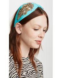 NAMJOSH Gold Headband - Multicolour