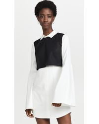 Aliétte Shirt Dress - Black