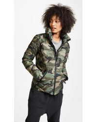 Sam. | Camo Freestyle Quilted Jacket | Lyst