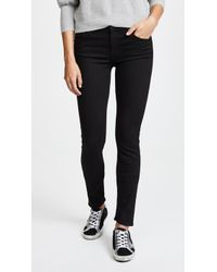 Mother - The Looker Skinny Jeans - Lyst