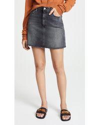 Joe's Jeans - The Bella Skirt - Lyst
