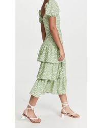 Likely Lottie Dress - Green