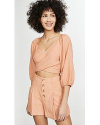 L*Space - L*space Penelope Top - Lyst