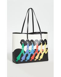 Alice + Olivia Missy Printed Perfect Tote - Multicolor