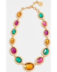 Ben-Amun - Multi Stone Necklace - Lyst