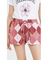 Warm Getaway Shorts - Pink