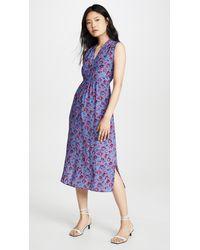 No. 6 Alba Dress - Blue