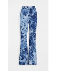 Tiger Mist Aster Trousers - Blue