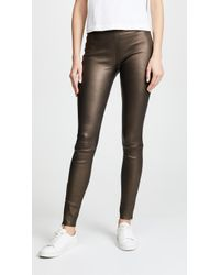 Mackage - Navi Leather Pants - Lyst