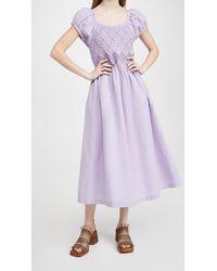 Tach Clothing Juani Dress - Purple