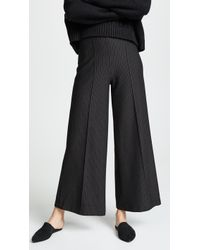 Bailey 44 - Striped Poker Face Palazzo Trousers - Lyst