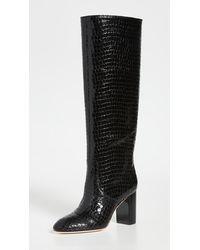 Loeffler Randall Goldy Tall Boots - Black