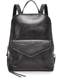 Rebecca Minkoff | Envelope Backpack | Lyst