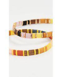 Shashi Tucson Bracelet - Multicolour