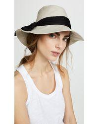 Eugenia Kim Jordana Hat - Natural