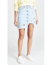 PRPS - Nomad Miniskirt - Lyst