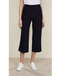 Carven - Flared Trousers - Lyst