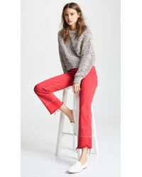 AMO - Bella High Rise Jeans - Lyst