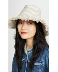 Hat Attack Canvas Packable Hat - Multicolour