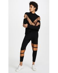 Zoe Jordan - Graham & Hitchcock Knit & Trousers Set - Lyst