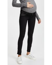 PAIGE - Transcend Verdugo Ultra Skinny Maternity Jeans - Lyst