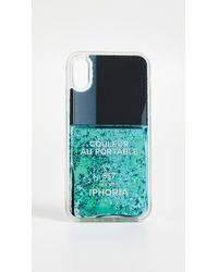 Iphoria - Nail Polish Iphone X Case - Lyst