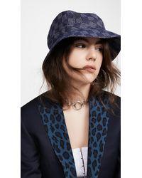 Brixton Bromley Bucket Hat - Blue