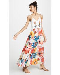 Carolina K Marieta Dress - Multicolour