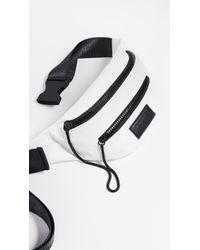 Kendall + Kylie Carina Belt Bag - White
