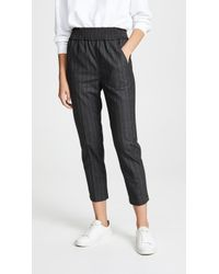 McGuire Denim - 9 To 5 Pull On Trousers - Lyst