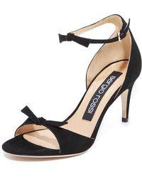 Sergio Rossi - Isobel Sandal Heels - Lyst