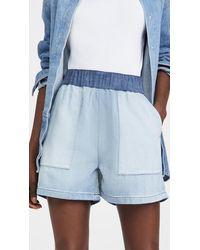 Closed Laila Shorts - Blue