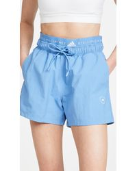 adidas By Stella McCartney Asmc Shorts - Blue