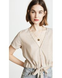 Knot Sisters - Barcelona Top - Lyst