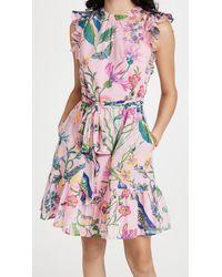 brand: Banjanan Lilian Dress - Multicolour