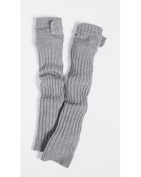 Free People - No Chill Armwarmers - Lyst
